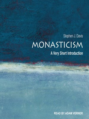 cover image of Monasticism
