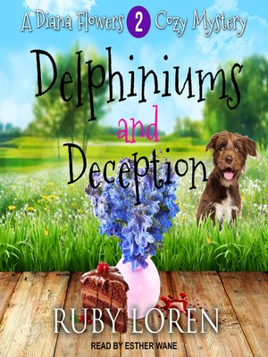 cover image of Delphiniums and Deception