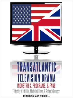 cover image of Transatlantic Television Drama