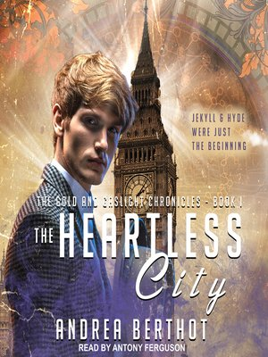 cover image of The Heartless City