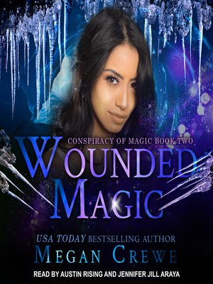 cover image of Wounded Magic