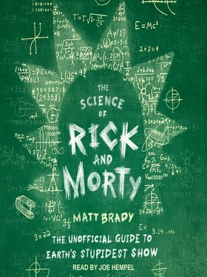 cover image of The Science of Rick and Morty