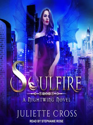 cover image of Soulfire--A Dragon Fantasy Romance