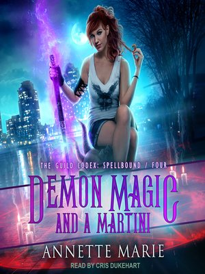cover image of Demon Magic and a Martini