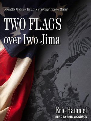 cover image of Two Flags over Iwo Jima