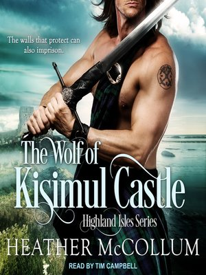 cover image of The Wolf of Kisimul Castle