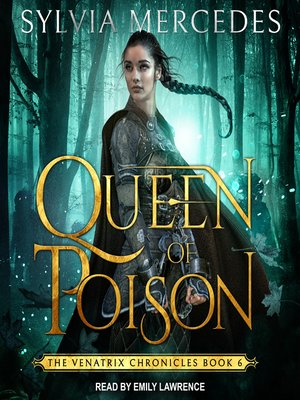cover image of Queen of Poison