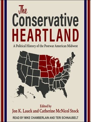 cover image of The Conservative Heartland