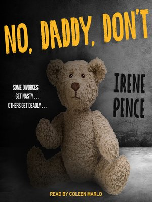 cover image of No, Daddy, Don't