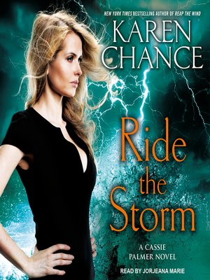 Karen chance overdrive rakuten overdrive ebooks audiobooks and cover image of ride the storm fandeluxe Images