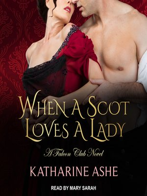 cover image of When a Scot Loves a Lady