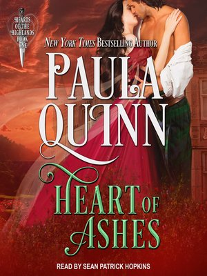 cover image of Heart of Ashes