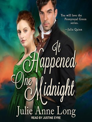 cover image of It Happened One Midnight