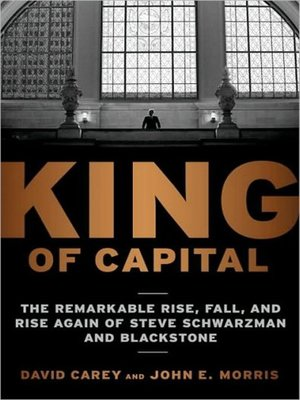 cover image of King of Capital