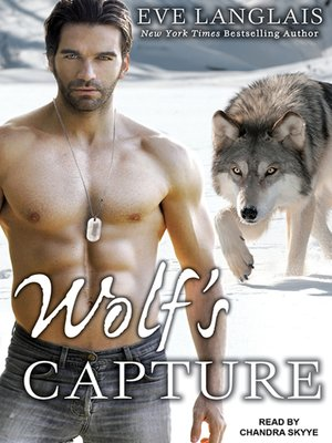 cover image of Wolf's Capture