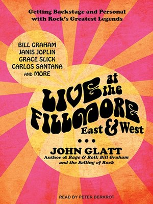 cover image of Live at the Fillmore East and West