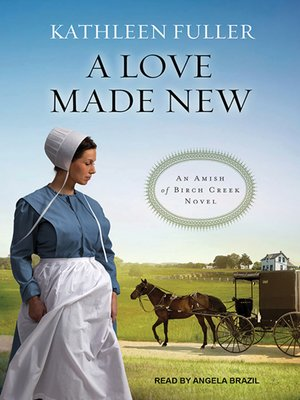cover image of A Love Made New