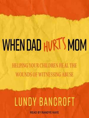 cover image of When Dad Hurts Mom