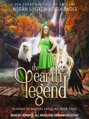 cover image of The Earth Legend
