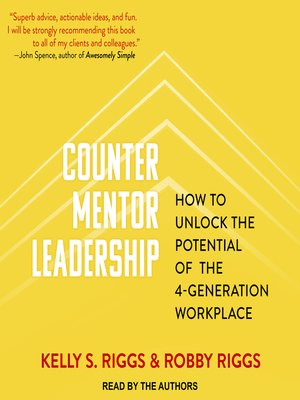 cover image of Counter Mentor Leadership