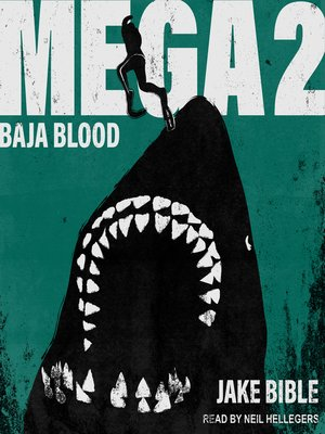 cover image of Mega 2--Baja Blood