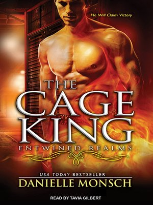 cover image of The Cage King