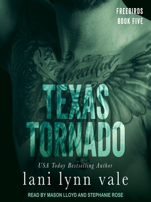 cover image of Texas Tornado