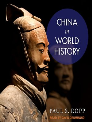 cover image of China in World History