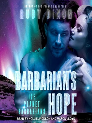 cover image of Barbarian's Hope