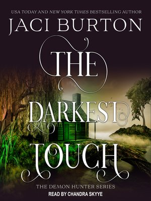 cover image of The Darkest Touch