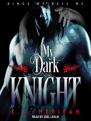 cover image of My Dark Knight