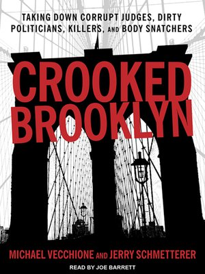 cover image of Crooked Brooklyn