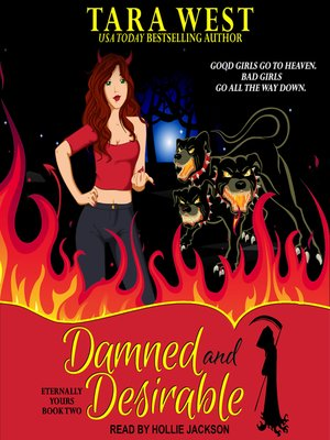 cover image of Damned and Desirable