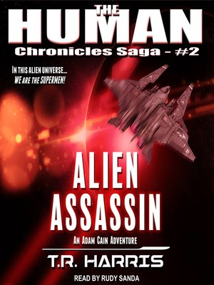 cover image of Alien Assassin