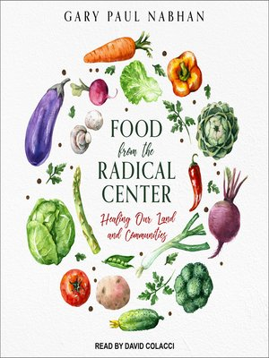 cover image of Food from the Radical Center