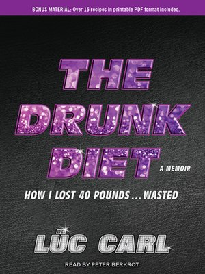 cover image of The Drunk Diet