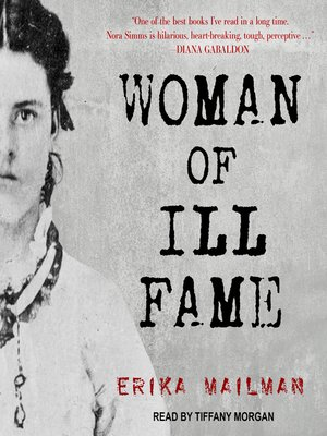 cover image of Woman of Ill Fame