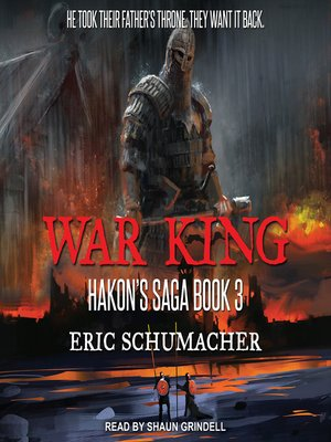 cover image of War King