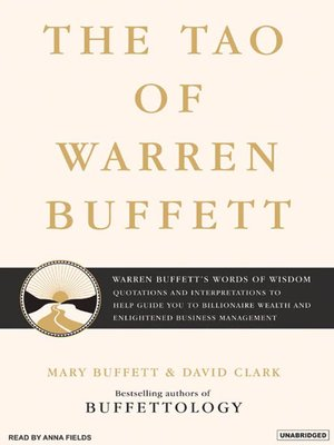 cover image of The Tao of Warren Buffett