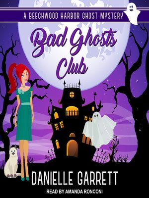 cover image of Bad Ghosts Club