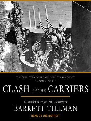 cover image of Clash of the Carriers