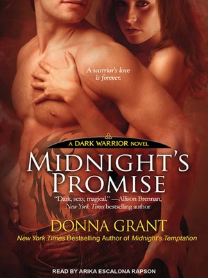 cover image of Midnight's Promise