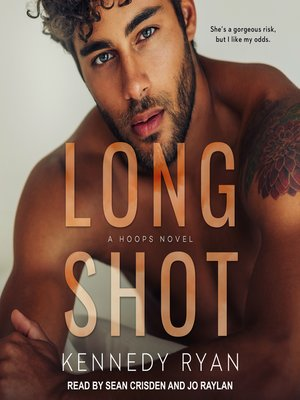 cover image of Long Shot--A HOOPS Novel