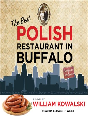 cover image of The Best Polish Restaurant in Buffalo