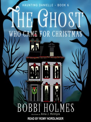 cover image of The Ghost Who Came for Christmas