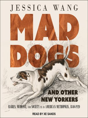 cover image of Mad Dogs and Other New Yorkers