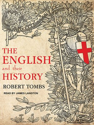 cover image of The English and Their History