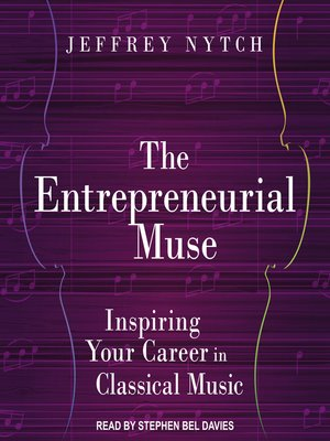 cover image of The Entrepreneurial Muse