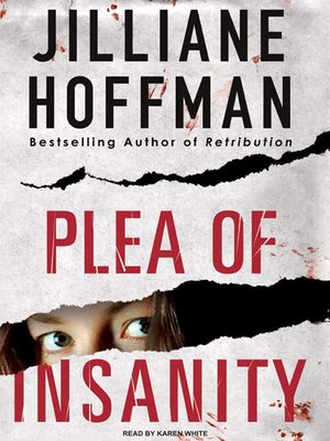 cover image of Plea of Insanity