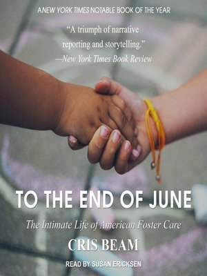 cover image of To the End of June